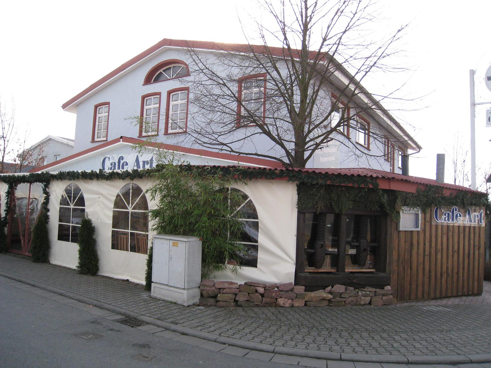 Café Art in Walldorf
