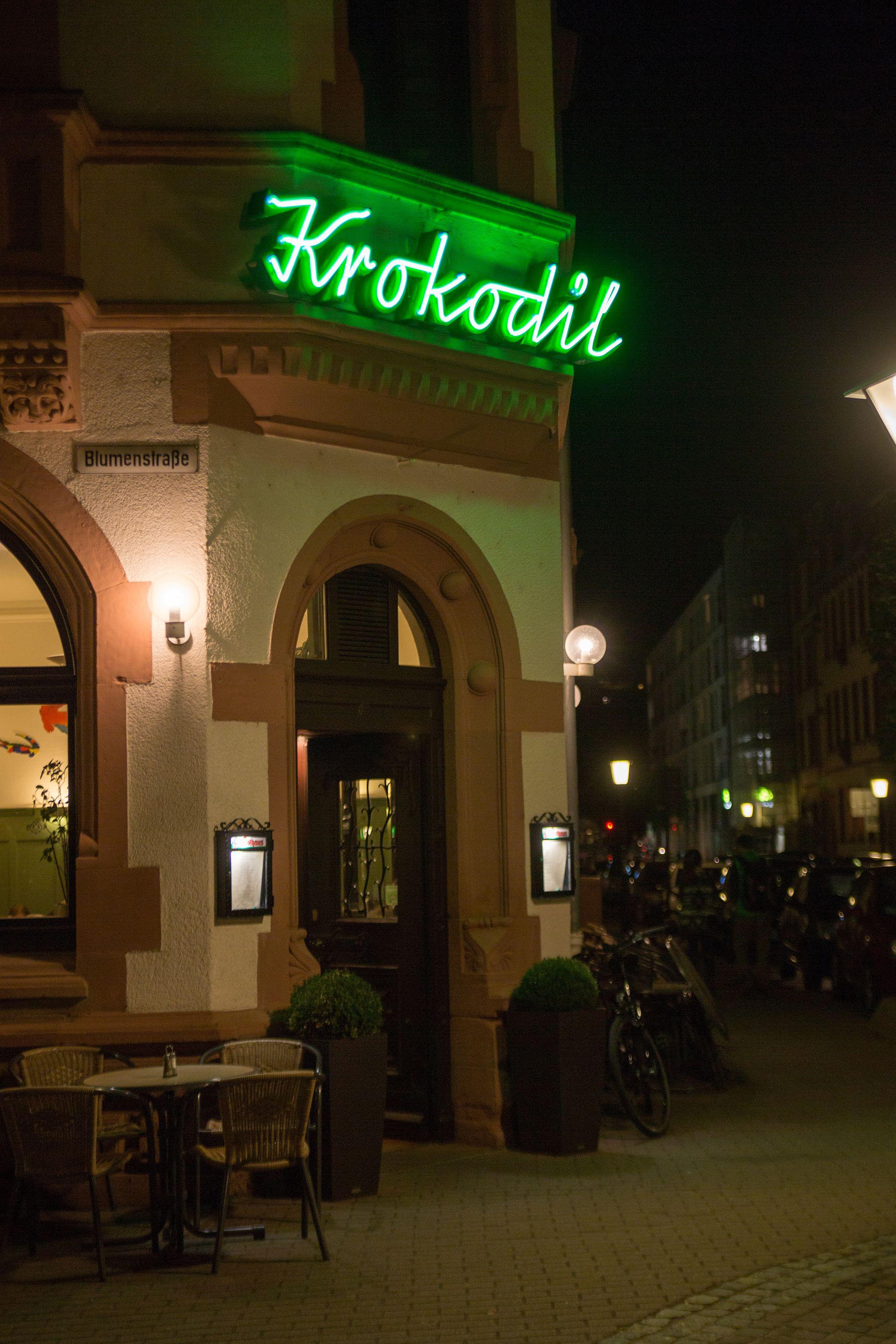Krokodil Restaurant & Hotel - Rhein-Neckar-Wiki