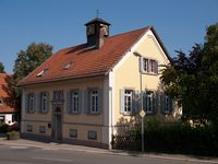 Ehemaliges Schulhaus in Maisbach